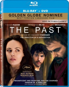 The Past Blu-ray Cover