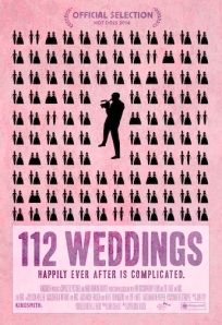 112 Weddings Poster