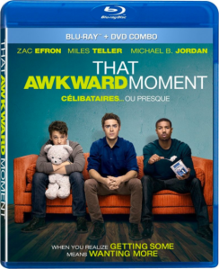 That Awkward Moment Blu-ray