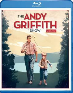 The Andy Griffith Show Blu-ray Cover
