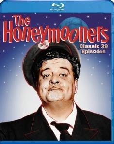 The Honeymooners Blu-ray Cover