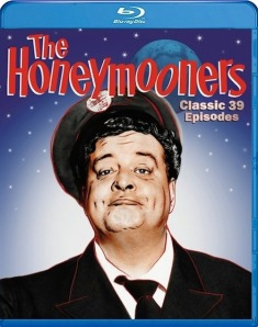 The Honeymooners Blu-ray Cover