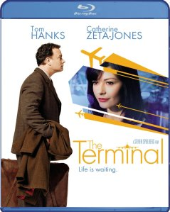 The Terminal Blu-ray Cover