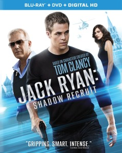 Shadow Recruit Blu-ray
