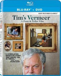 Tim's Vermeer Blu-ray