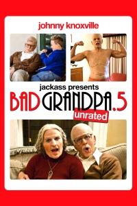 Bad Grandpa .5 DVD
