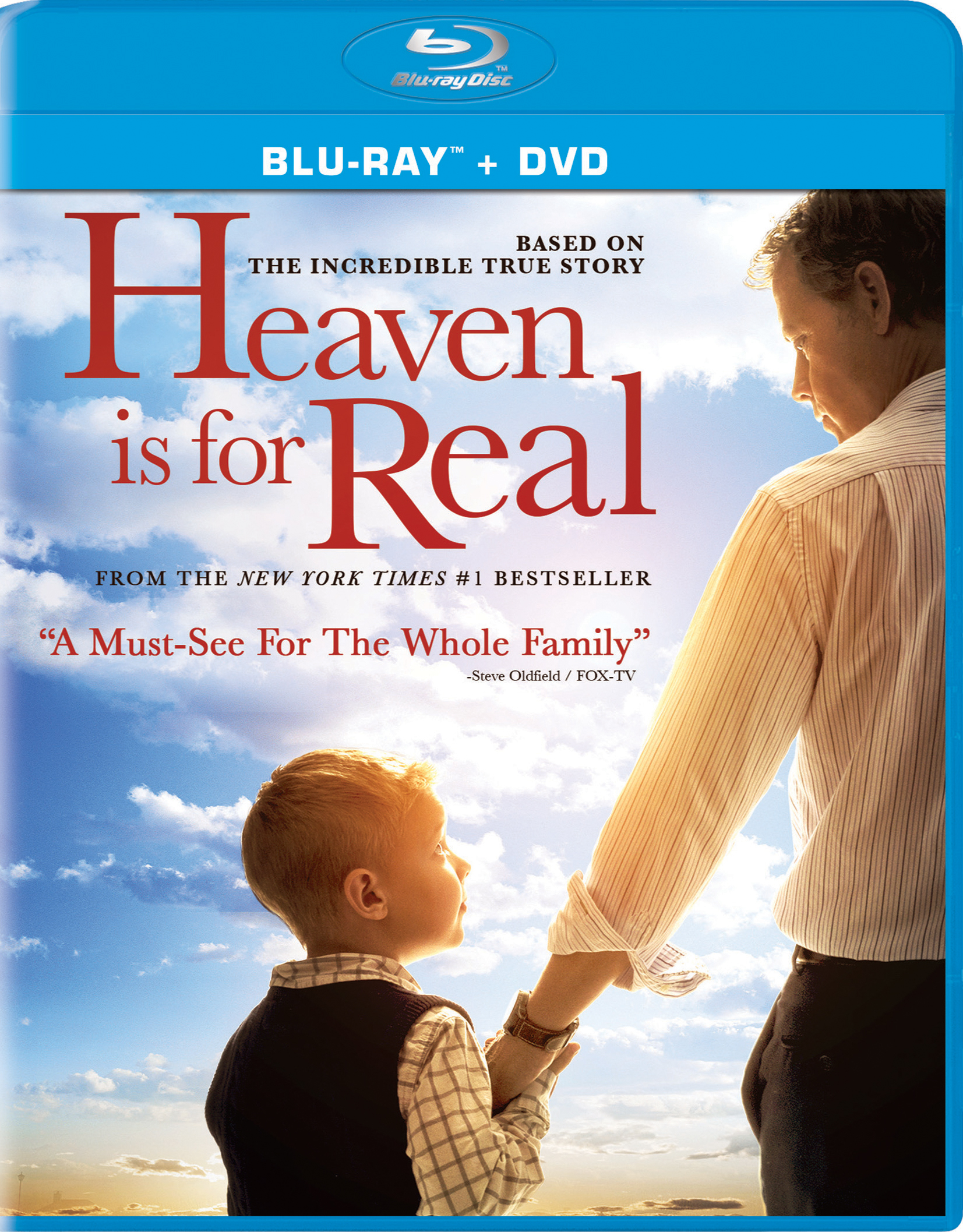 Heaven Is For Real Movie Blu-ray Review: Heaven...