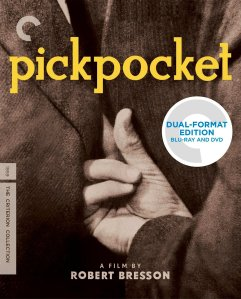 Pickpocket Criterion Blu-ray