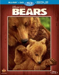 Bears Blu-ray