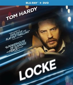 Locke Blu-ray