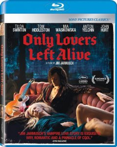 Only Lovers Left Alive Blu-ray