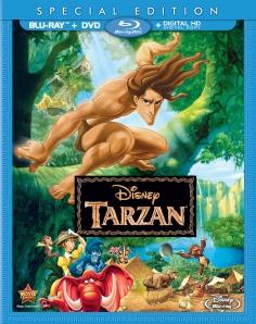Tarzan Blu-ray