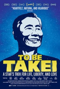 To Be Takei Poster