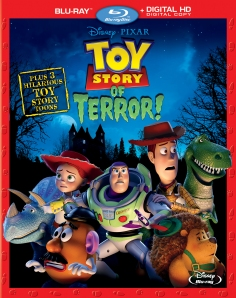Toy Story of Terror! Blu-ray