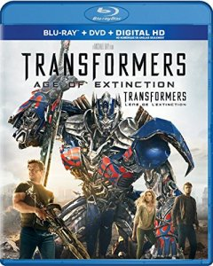 Age of Extinction Blu-ray