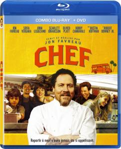Chef Blu-ray
