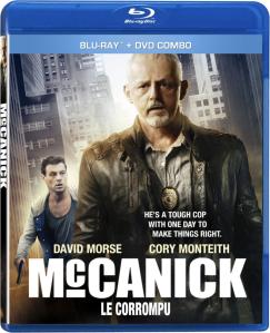 McCanick Blu-ray