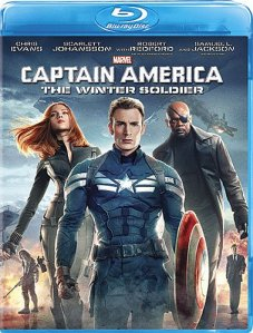 The Winter Soldier Blu-ray