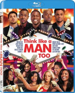 Think Like a Man Too Blu-ray
