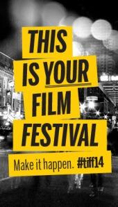 #TIFF14 Poster