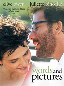 Words and Pictures Blu-ray