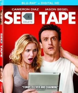 Sex Tape Blu-ray