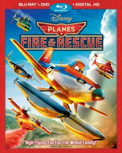 Fire & Rescue Blu-ray