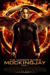 Mockingjay - Part 1 Poster