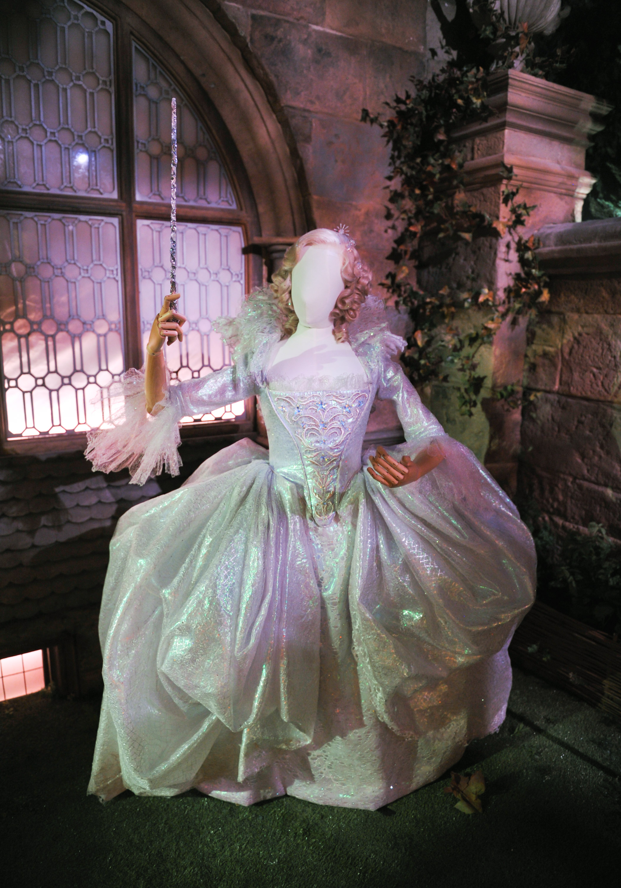 Upcoming Live Action Disney Movies: A Photo Tour Of Disney's Cinderella: The Exhibition
