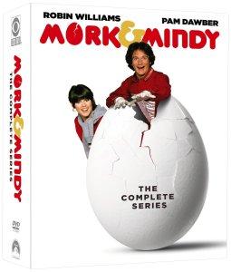 Mork & Mindy DVD