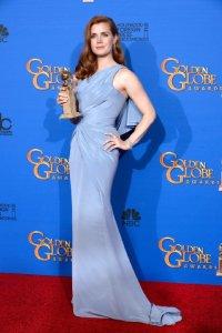 Amy Adams - 72nd Golden Globes
