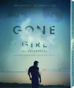 Gone Girl Blu-ray