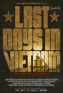 Last Days in Vietnam Poster