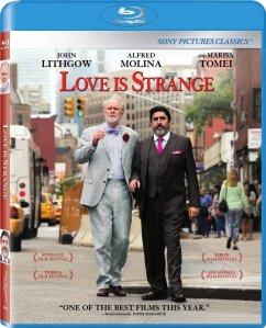 Love is Strange Blu-ray