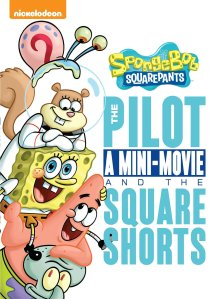 The Pilot, A Mini-Movie and The SquareShorts DVD