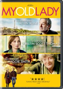 My Old Lady DVD