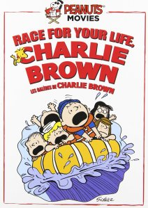 Race for Your Life, Charlie Brown DVD