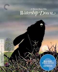 Watership Down Criterion Blu-ray
