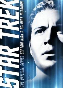 Captain Kirk's Boldest Missions DVD