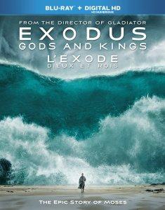 Exodus Blu-ray