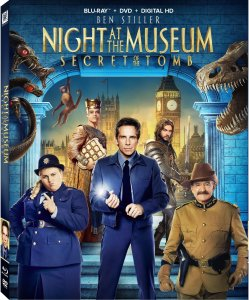 Secret of the Tomb Blu-ray