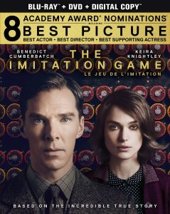 The Imitation Game Blu-ray