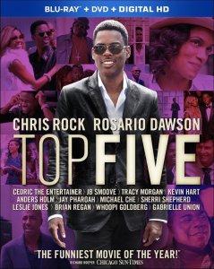 Top Five Blu-ray