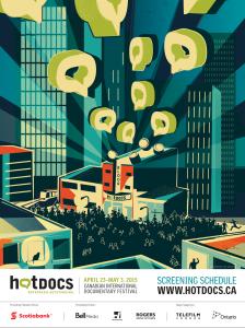 Hot Docs 2015 Poster