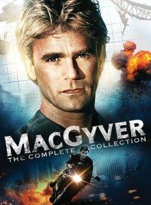 MacGyver DVD