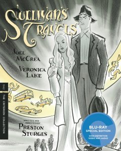 Sullivan's Travels Blu-ray