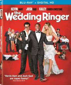 The Wedding Ringer Blu-ray