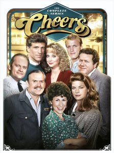Cheers DVD
