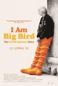 I Am Big Bird Poster