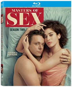 Masters of Sex Season Two Blu-ray